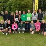 Goring Road Runners - Hove Park 5K - 9th June 2013